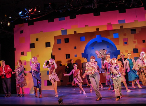Theater Keluarga Harwich Junior Kembali Hidup