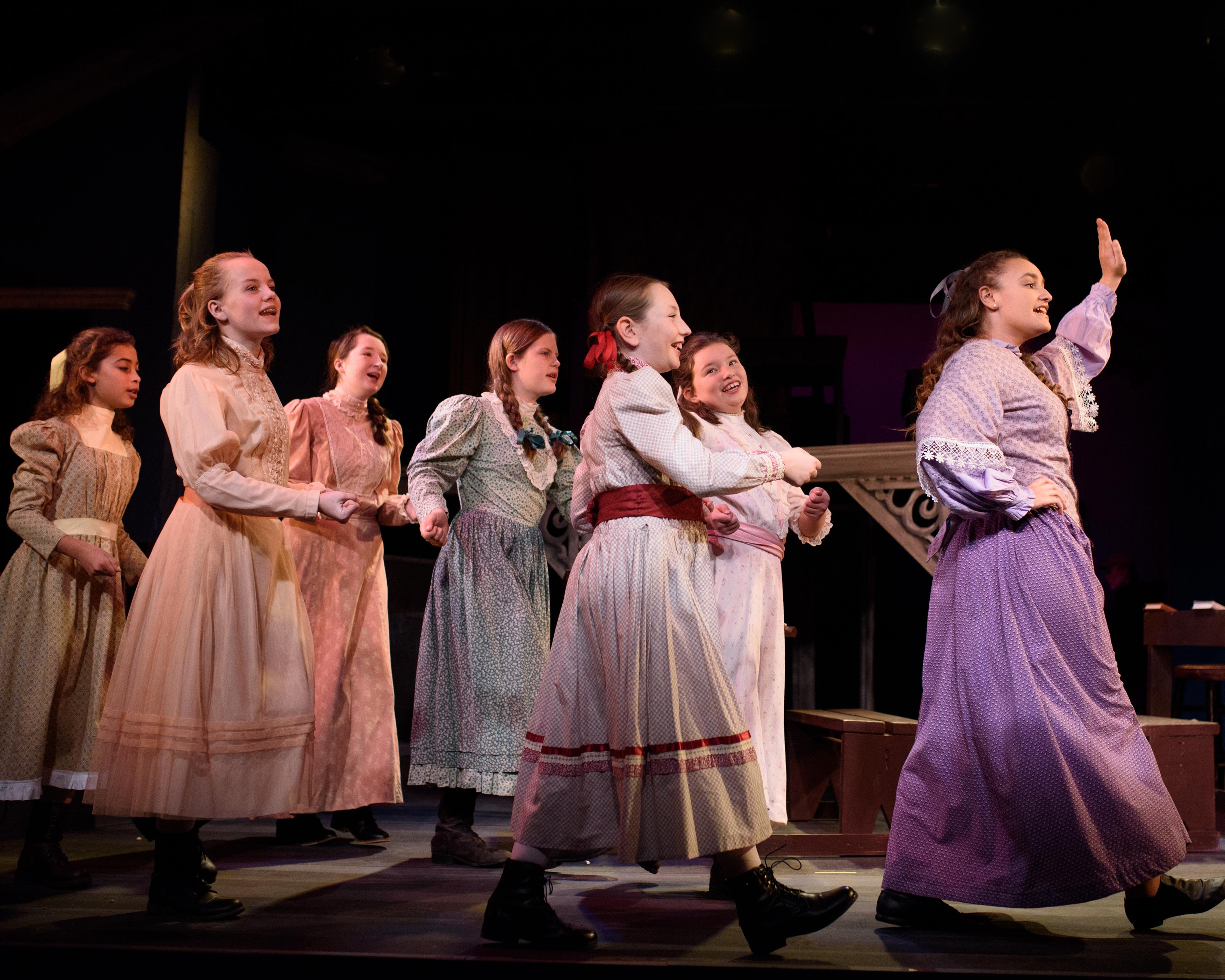 Pertunjukan Theater Keluarga Harwich Junior