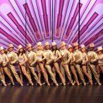 A Chorus Line, musikalisasi Cape Cod Dengan 17 Penari